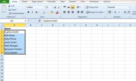 A Fast and Easy Way to Separate Data