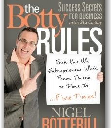 Book Review – The Botty Rules
