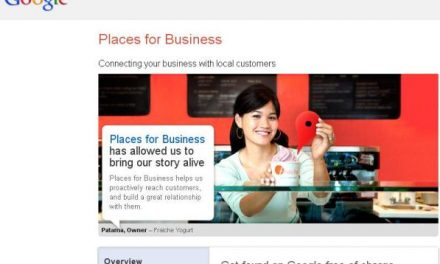 Getting found locally with Google Places