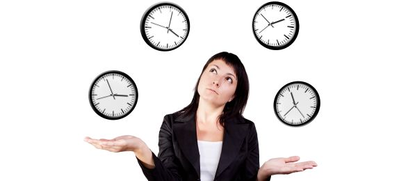 Time Management – drawing the line to be a winner