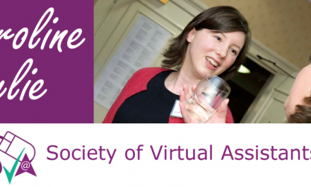 VA in Profile: Caroline Wylie, Society of Virtual Assistants