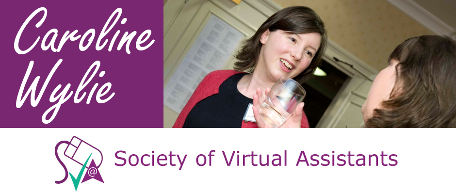 VA in Profile: Caroline Wylie, Society of Virtual Assistants