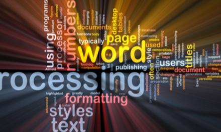 Table Basics in Microsoft Word