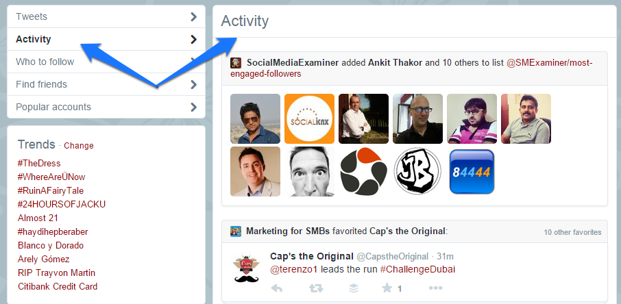 Twitter Discover Tool 4