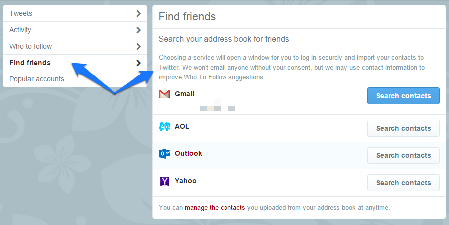 Twitter Discover Tool 6
