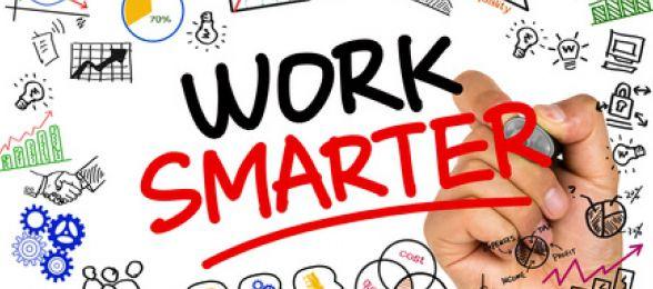 7 Tips to Save Time & Work Smarter