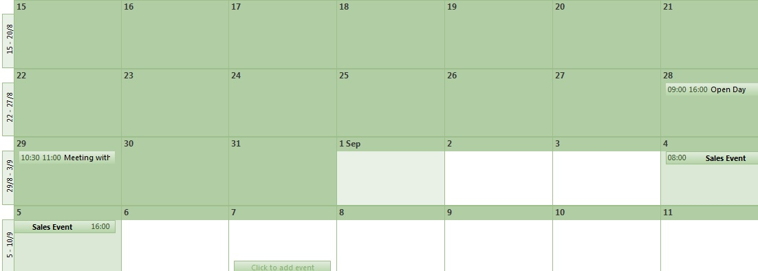 How to import a list of events into your Outlook Calendar