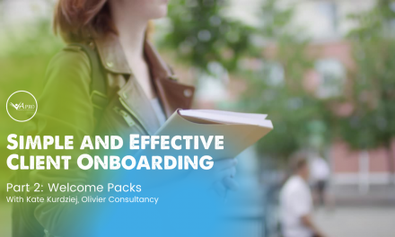Simple and Effective Onboarding for VAs – Part 2: Welcome Packs